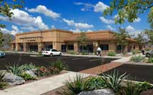 Commercial Architectural Rendering